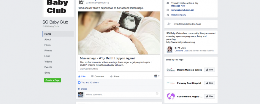 Miscarriage – Why Did It Happen Again? (Online)
