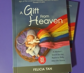 A Gift From Heaven Book Arrival!!